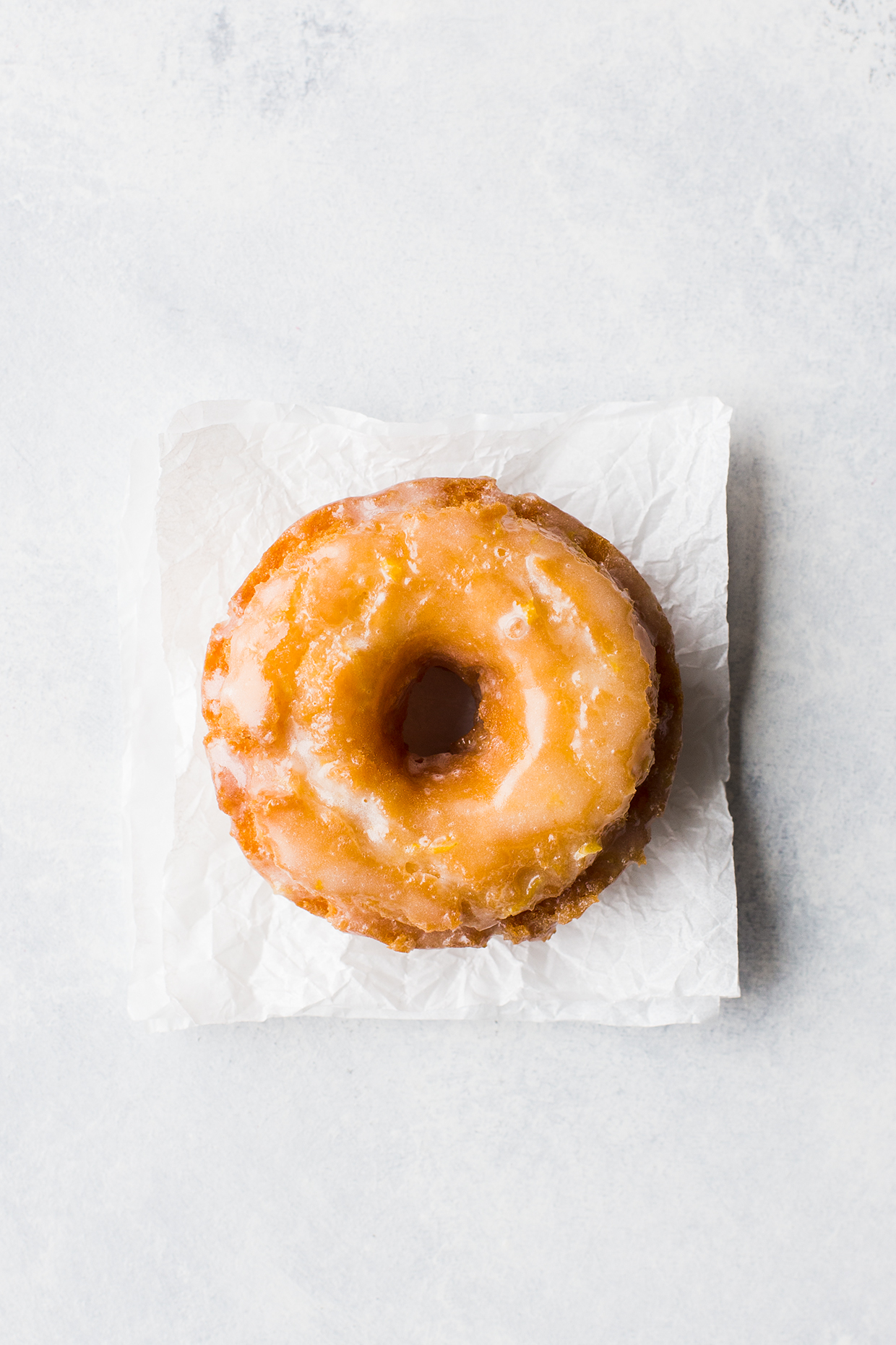 Sour Cream Old-Fashioned Donuts