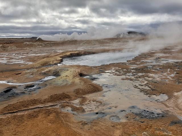 Hverir (Norte de Islandia)