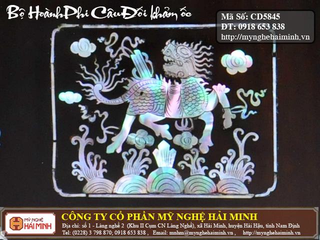Hoanh Phi Cau Doi kham oc do go mynghehaiminh CD5845h