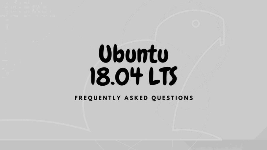 ubuntu-18-04-faq