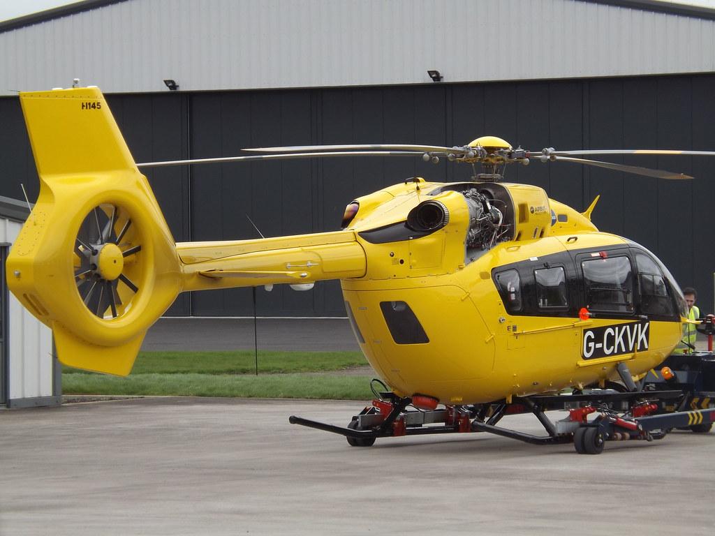 g ckvk eurocopter ec145 helicopter babcock misson critical flickr