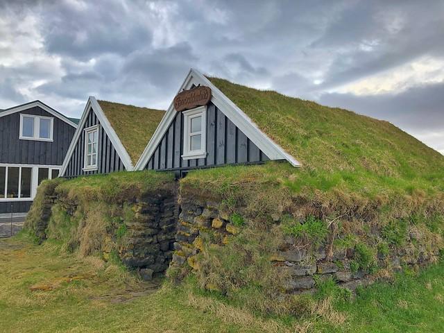 Museo en Hellissandur (Snaefellsnes, Islandia)