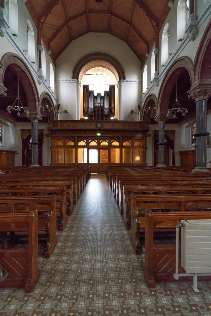 SAINT PATRICK'S CHURCH IN BELFAST 001