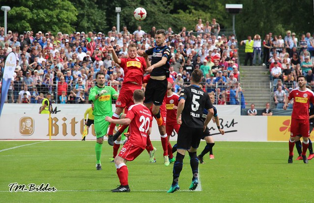 Rheinlandpokal-Finale: TuS Koblenz - Rot-Weiß Koblenz 0:1 42220231252_c1c37555d4_z