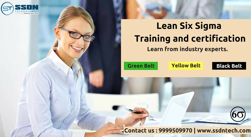 Lean Six Sigma Training And Certification Retain Your Busi Flickr