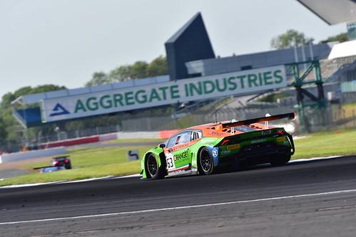 Andrea Caldarelli - Christian Engelhart - Mirko Bortolotti, Lamborghini Huracan GT3, Blancpain GT Series Endurance Cup, Silverstone 2018