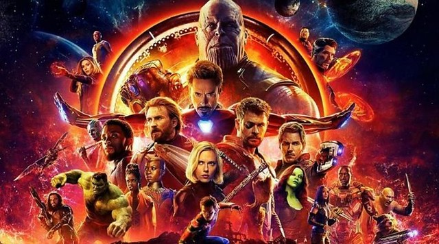 bf75900cd6f I liked Avengers  Infinity War and in many ways it s a technical cinematic  (excuse the pun) marvel — it s not an easy job to integrate this many  storylines