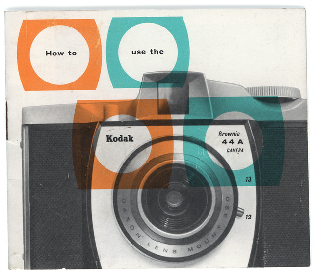 Kodak Brownie Camera Instructions Jane Mcdevitt Flickr