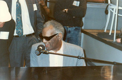 Ray Charles | by Alan Light
