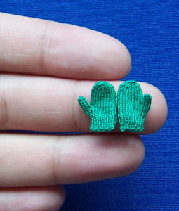 Tiny Mittens | by knit_purr