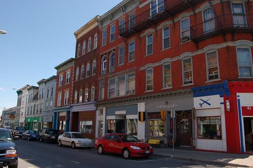 Downtown Plattsburgh Pj Chmiel Flickr