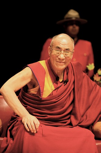 Dalai Lama | by Robert Scales