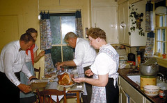 Wentworth Thanksgiving 1950s | by thewentworths1
