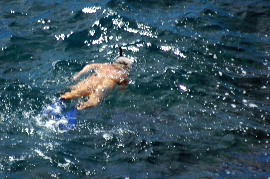 Naked Snorkeling 94