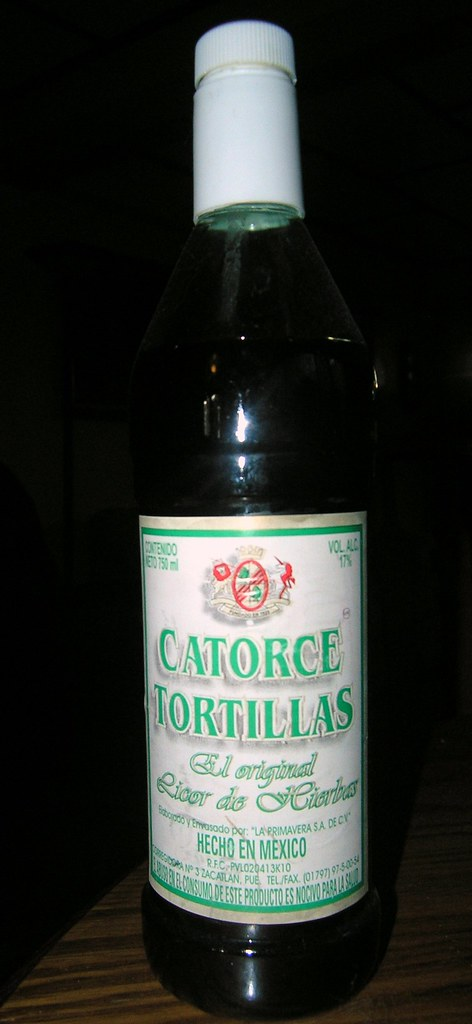 Catorce Tortillas