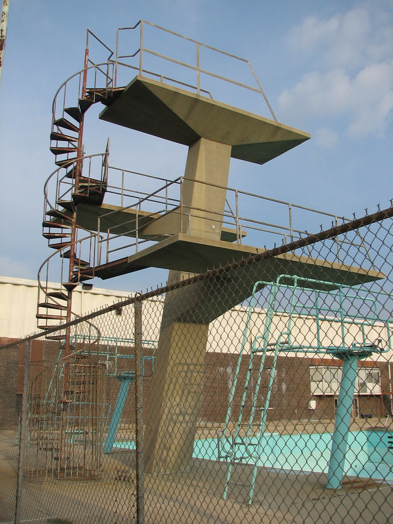 Dry Diving Platform This Is The Platform Diving Board At