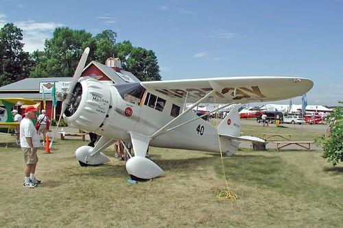 Howard Dga 6 Mister Mulligan Airventure 2003 D
