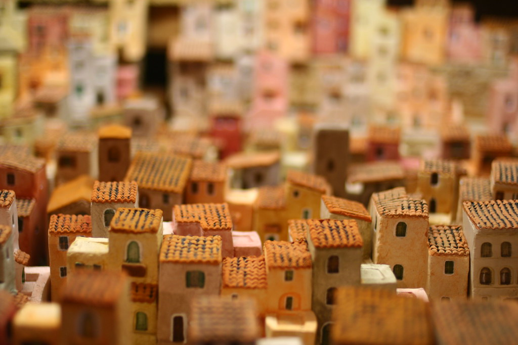 Awesome Orvieto Miniature Houses Orvieto Italy Luica Mak Flickr Largest Home Design Picture Inspirations Pitcheantrous