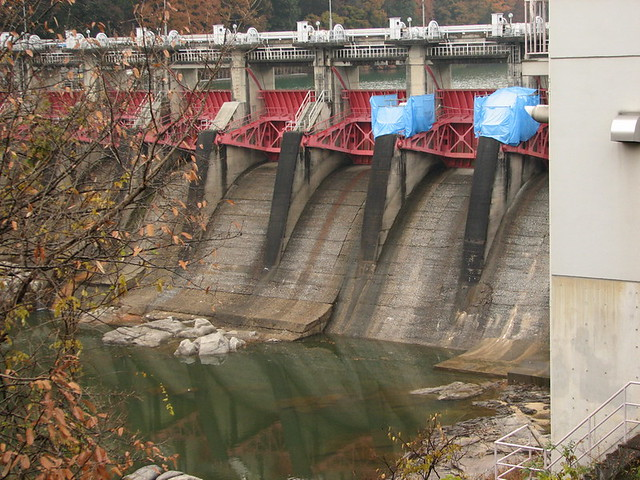 Flood Control Dam Flood Control Dam 3 Flickr