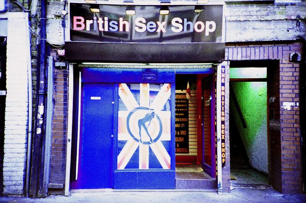 British Sex Shop 60