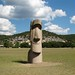 Easter Island statue at Stonehenge II