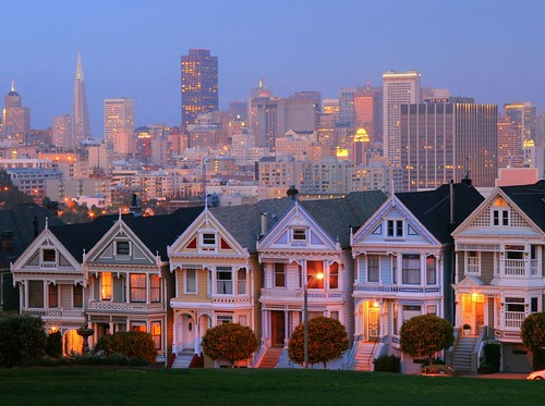 Painted Ladies at Dusk | by runner310