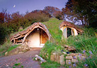 Front of the Simondale Hobbit House | by Blake Lawrence