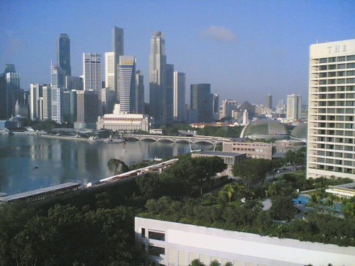 how to get to ritz carlton singapore by mrt