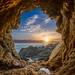 Secret Cave - Big Sur, CA