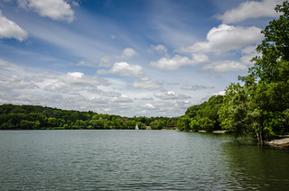 Jamaica Pond | by RubyMae