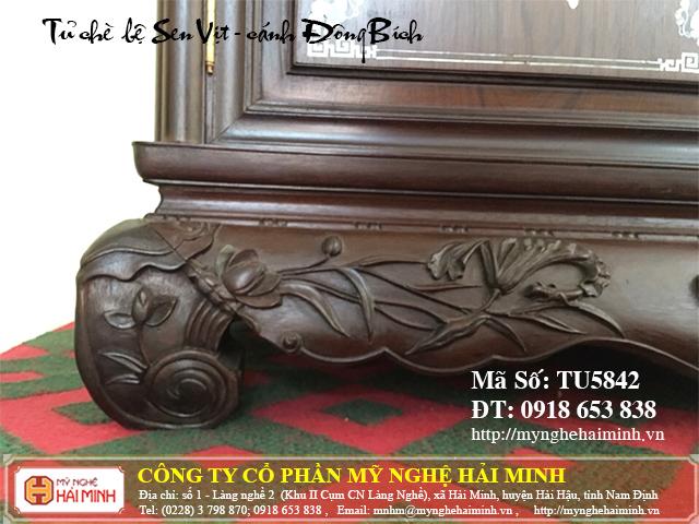 Tu Che Sen Vit Do Go Mynghehaiminh TU5842c