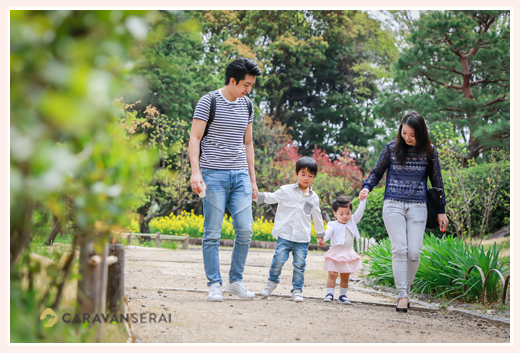 Japanese family photographer based in Nagoya, Aichi, Japan, shooting for client from Hong Kong