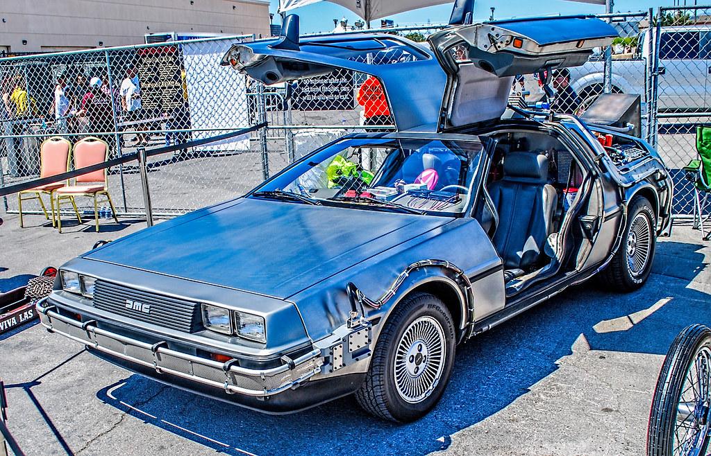 Viva Las Vegas Rockabilly 2018 Hot Rodder Car Show Back To