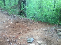 Rolling Dip Fully Dug