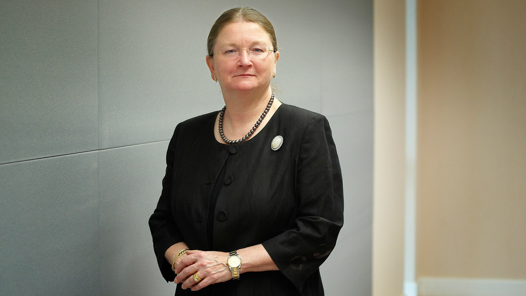 Vice-Chancellor Professor Dame Glynis Breakwell