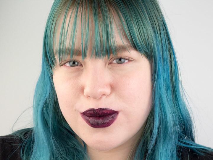 Liquid Suède Cream Lipstick in Subversive Socialite