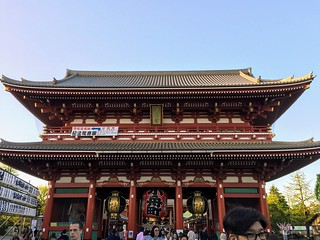 Senso-ji | by thingsnomadsdo