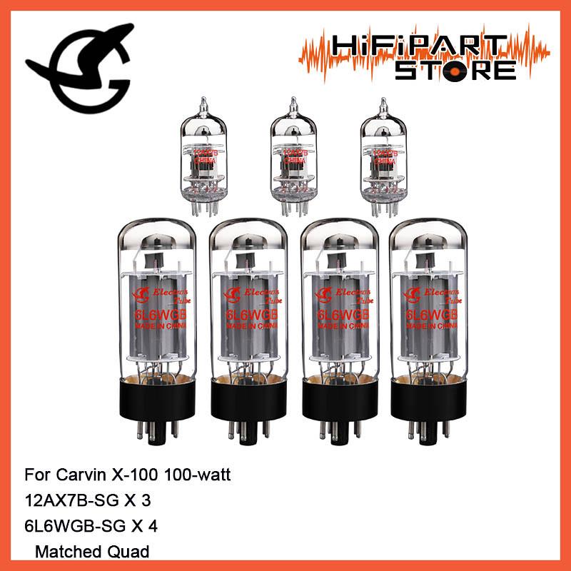 Shuguang Tube set for Carvin X-100 100-watt