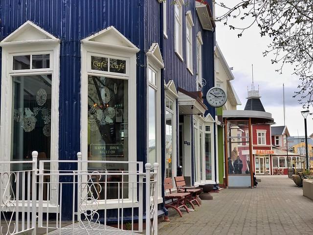 Akureyri, la capital del norte de Islandia