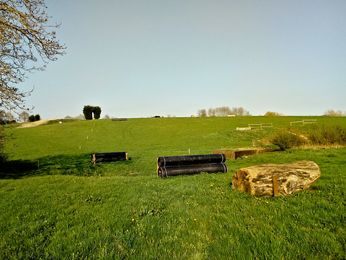 Shelford Horse jumping site