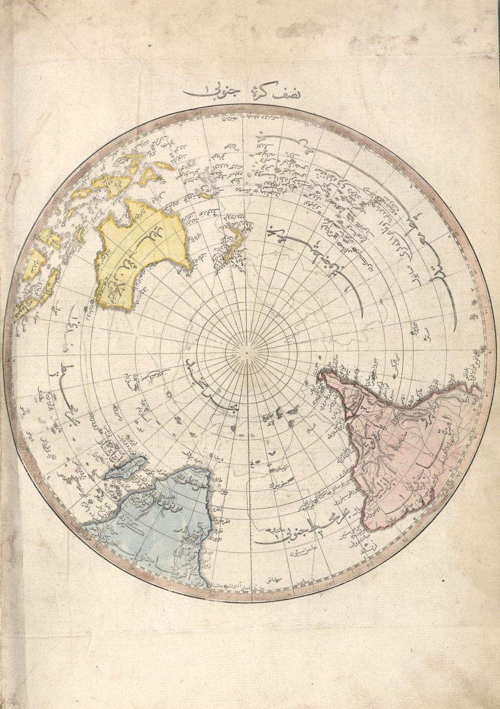 Southern hemisphere (1803)