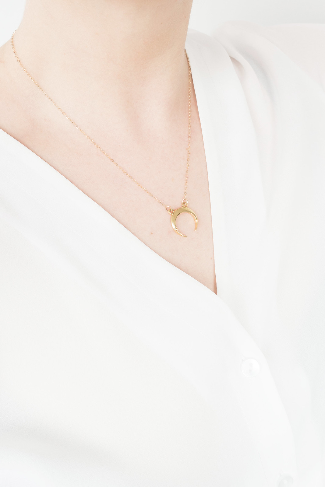Introducing: The Crescent Necklace