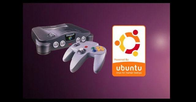 Ubuntu-Nintendo