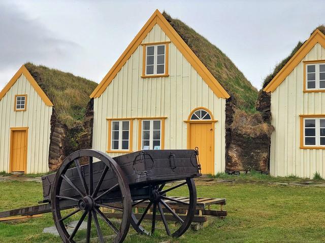 Glaumbaer (Norte de Islandia)