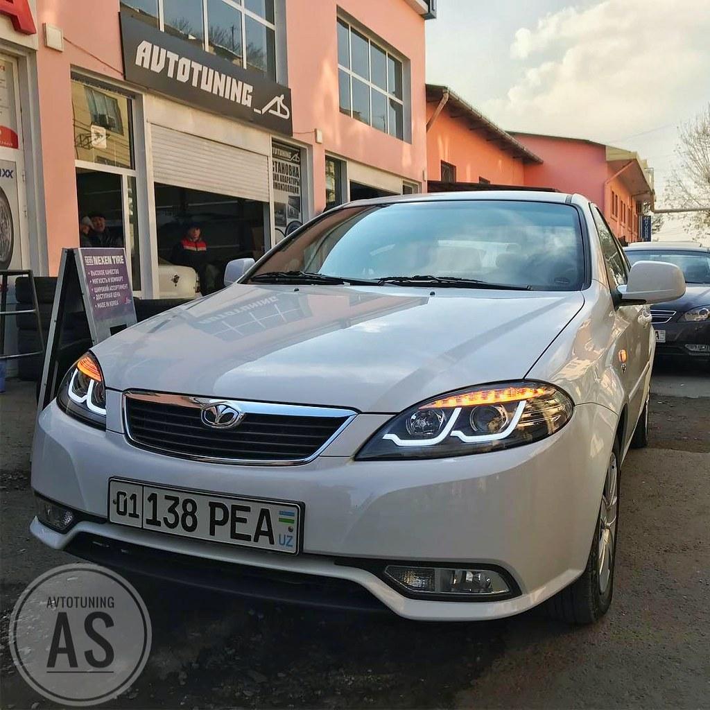 Chevrolet Cobalt or Nexia 3