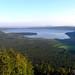 Panorama del Lago di Vico (VT)