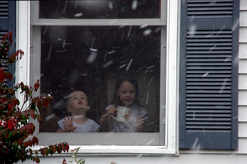 First Snowfall: October 12 | by Joe Thorn