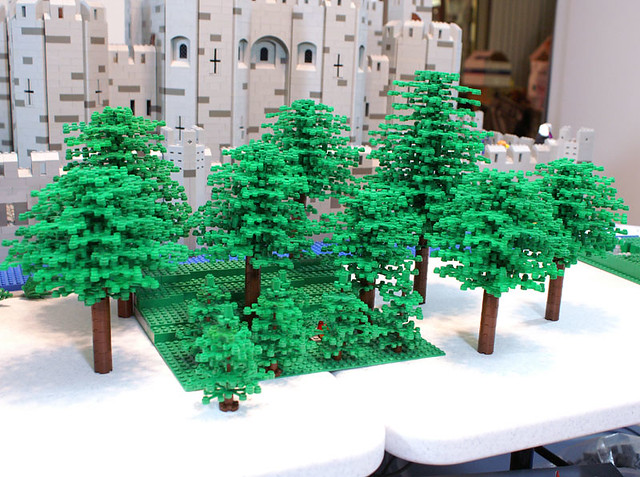 Lego Forest Tony Sava Flickr Interiors Inside Ideas Interiors design about Everything [magnanprojects.com]