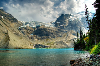 The Upper Joffre Lake | by y.l.