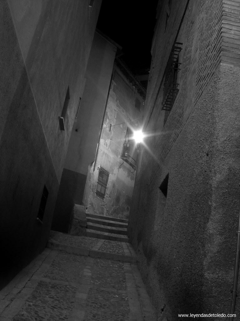 Callejón del Diablo en Toledo, El Diablo y Toledo